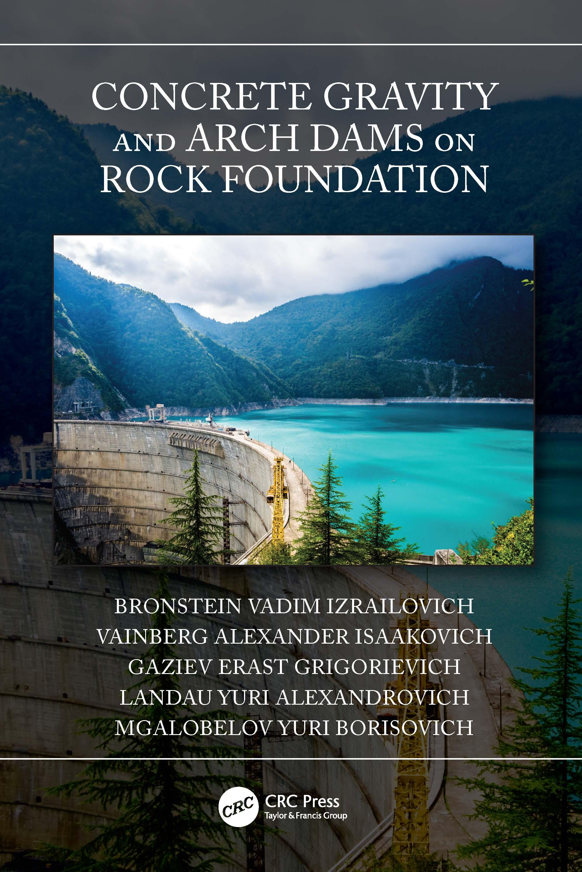 History of the development of concrete dams