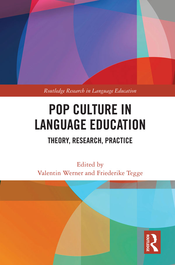 Foreign language students, pop culture, and university degree thesis projects