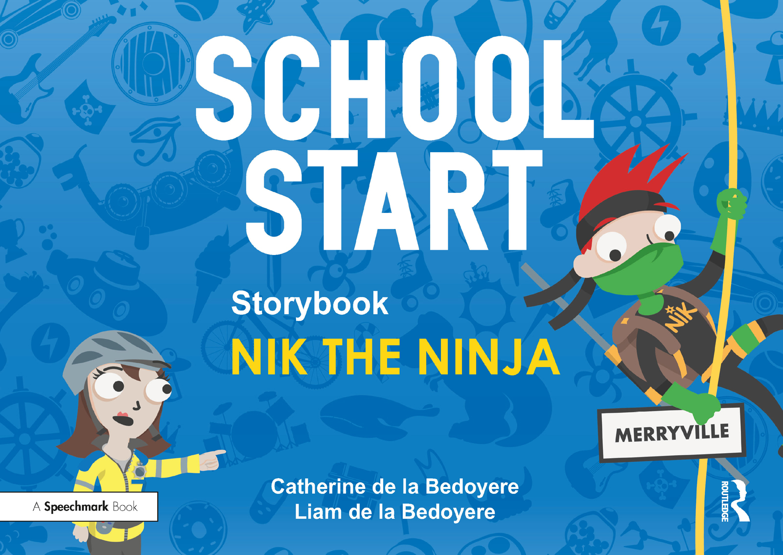 School Start Storybooks