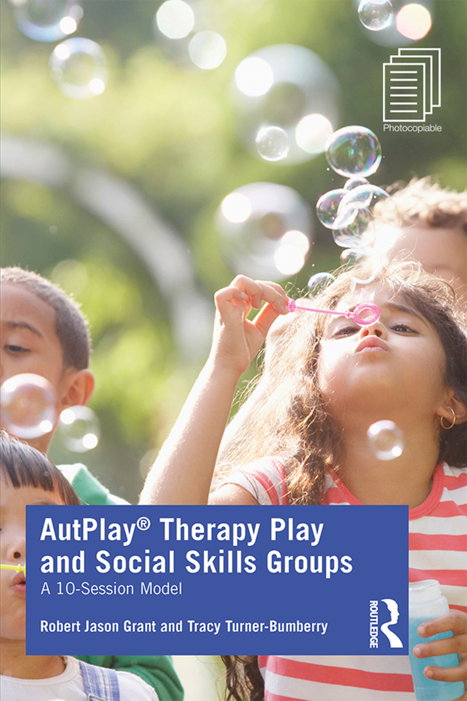 AutPlay® Therapy Social Skills Groups (10-Session Model)