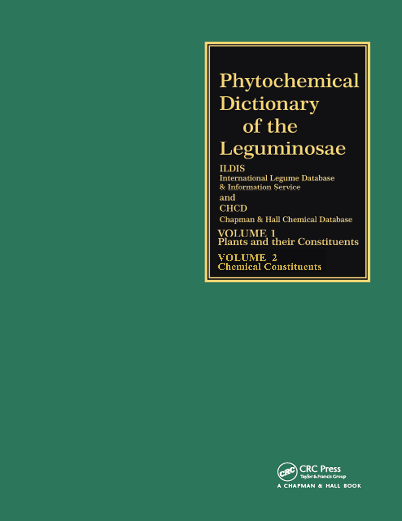 Phytochemical Dictionary of the Leguminosae