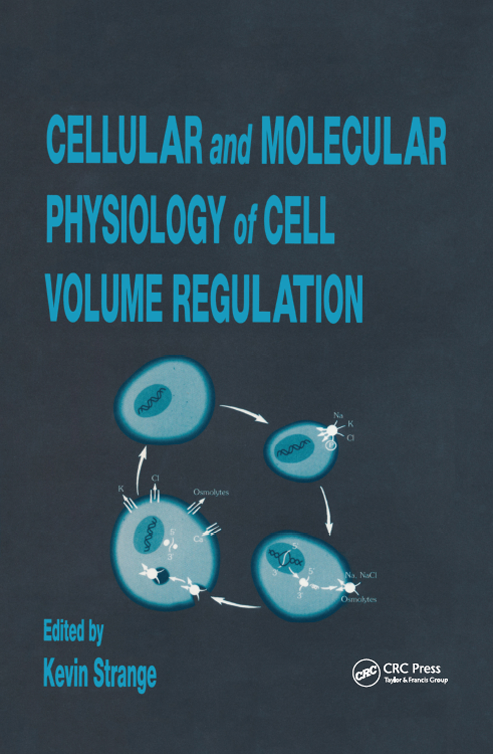 Cellular and Molecular Physiology of Cell Volume Regulation