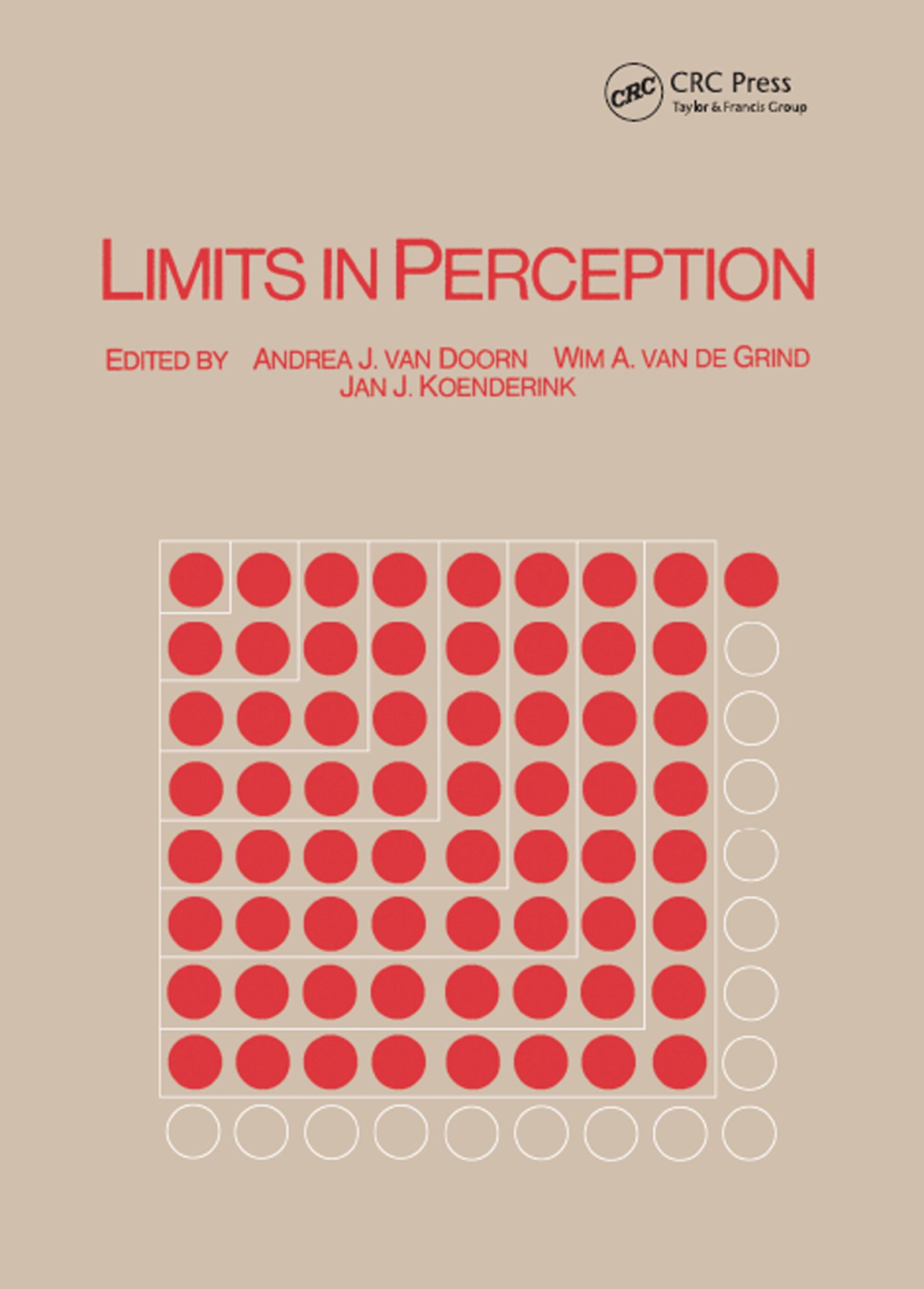 Limits in Perception