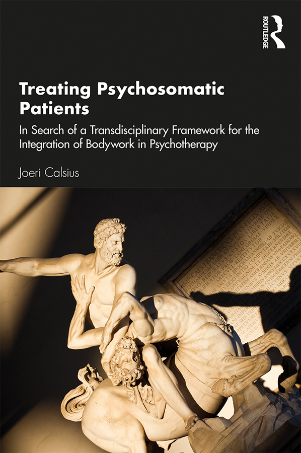 Treating Psychosomatic Patients: In Search of a Transdisciplinary Framework for the Integration of Bodywork in Psychotherapy, 1st Edition (Hardback) book cover