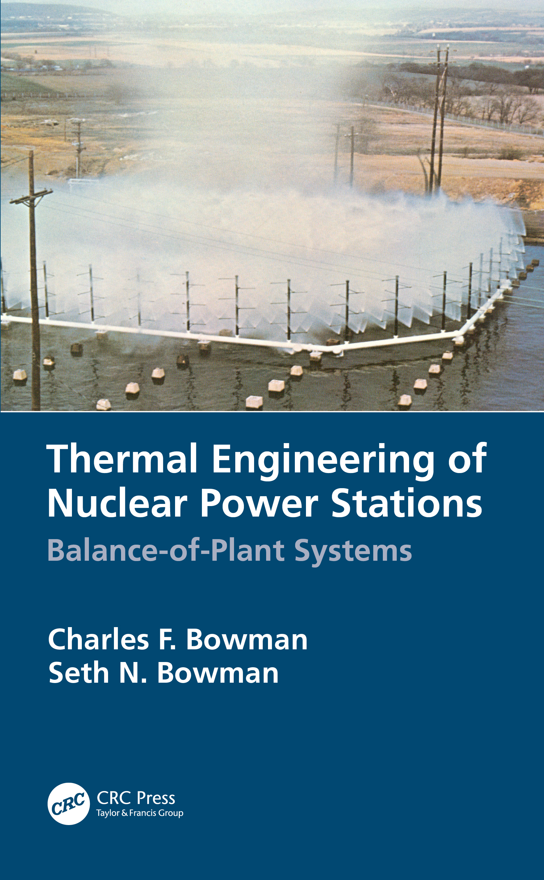 Thermal Engineering of Nuclear Power Stations: Balance-of-Plant Systems book cover