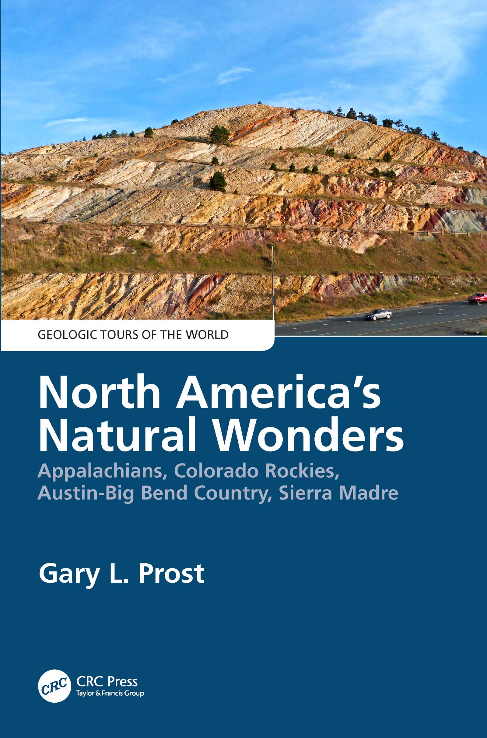 North America's Natural Wonders: Appalachians, Colorado Rockies, Austin-Big Bend Country, Sierra Madre book cover