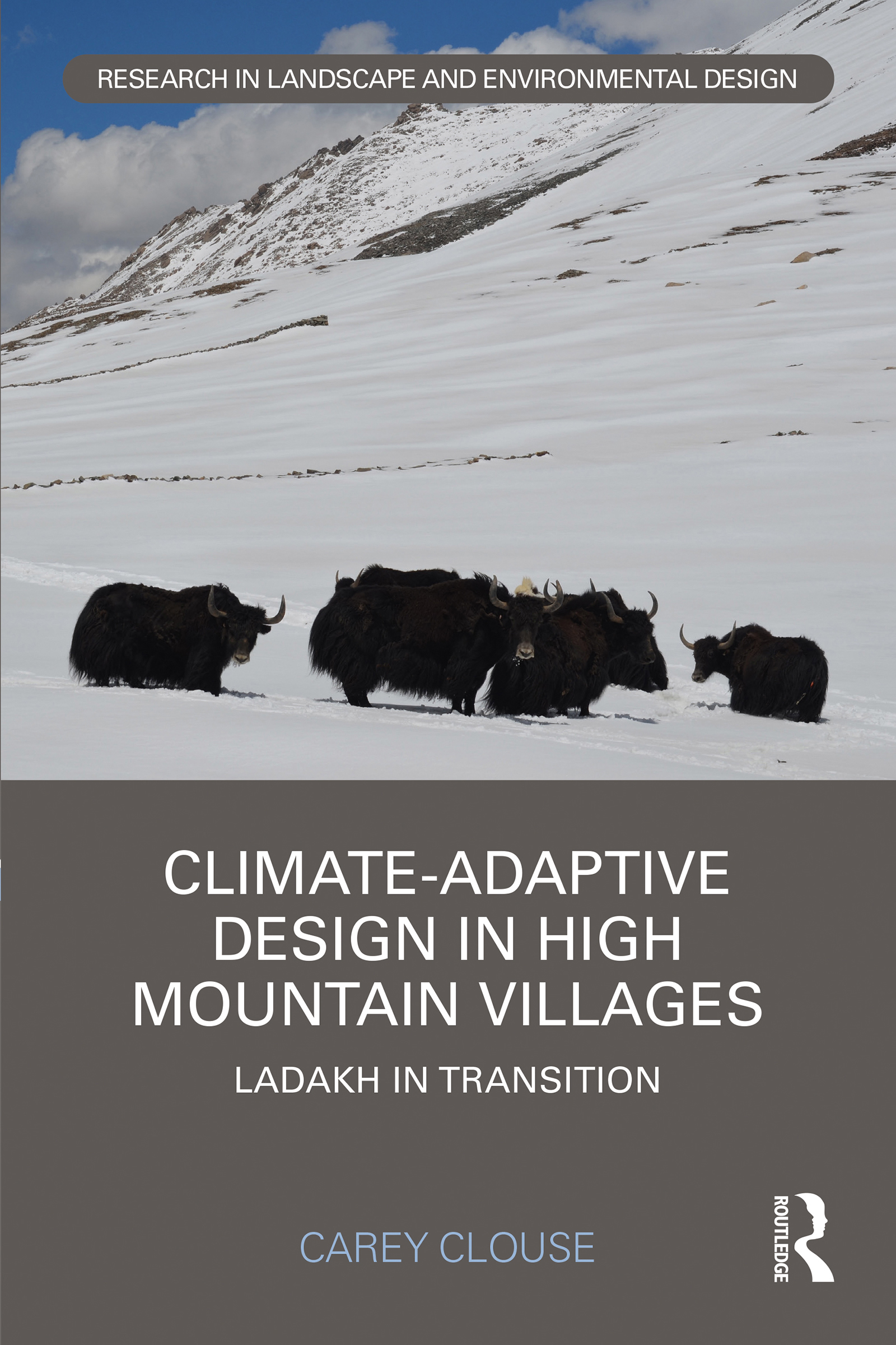 Climate-Adaptive Design in High Mountain Villages