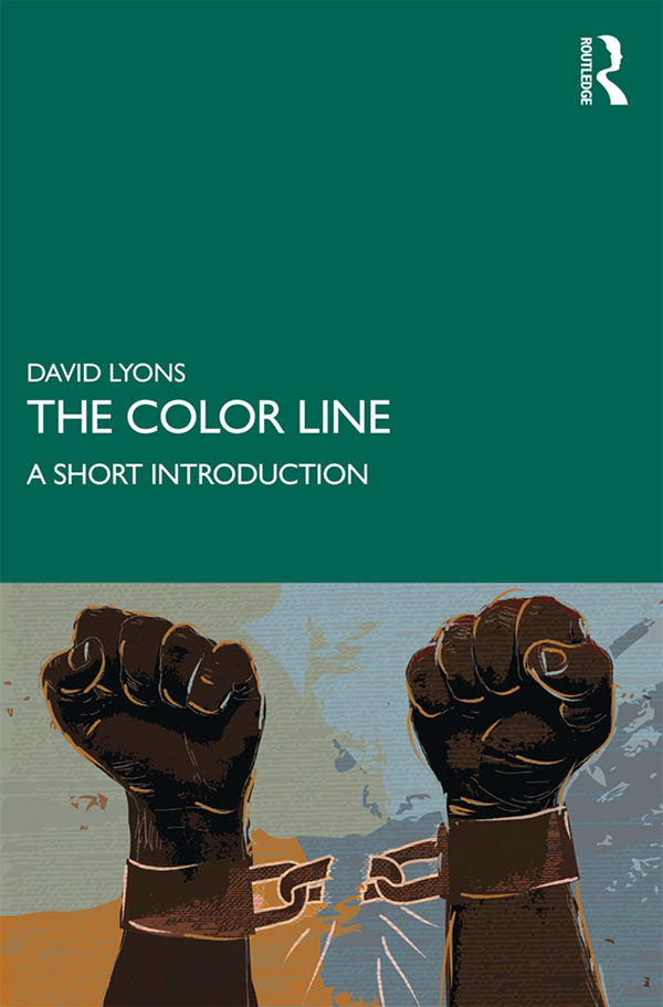 The Color Line: A Short Introduction, 1st Edition (Paperback) book cover