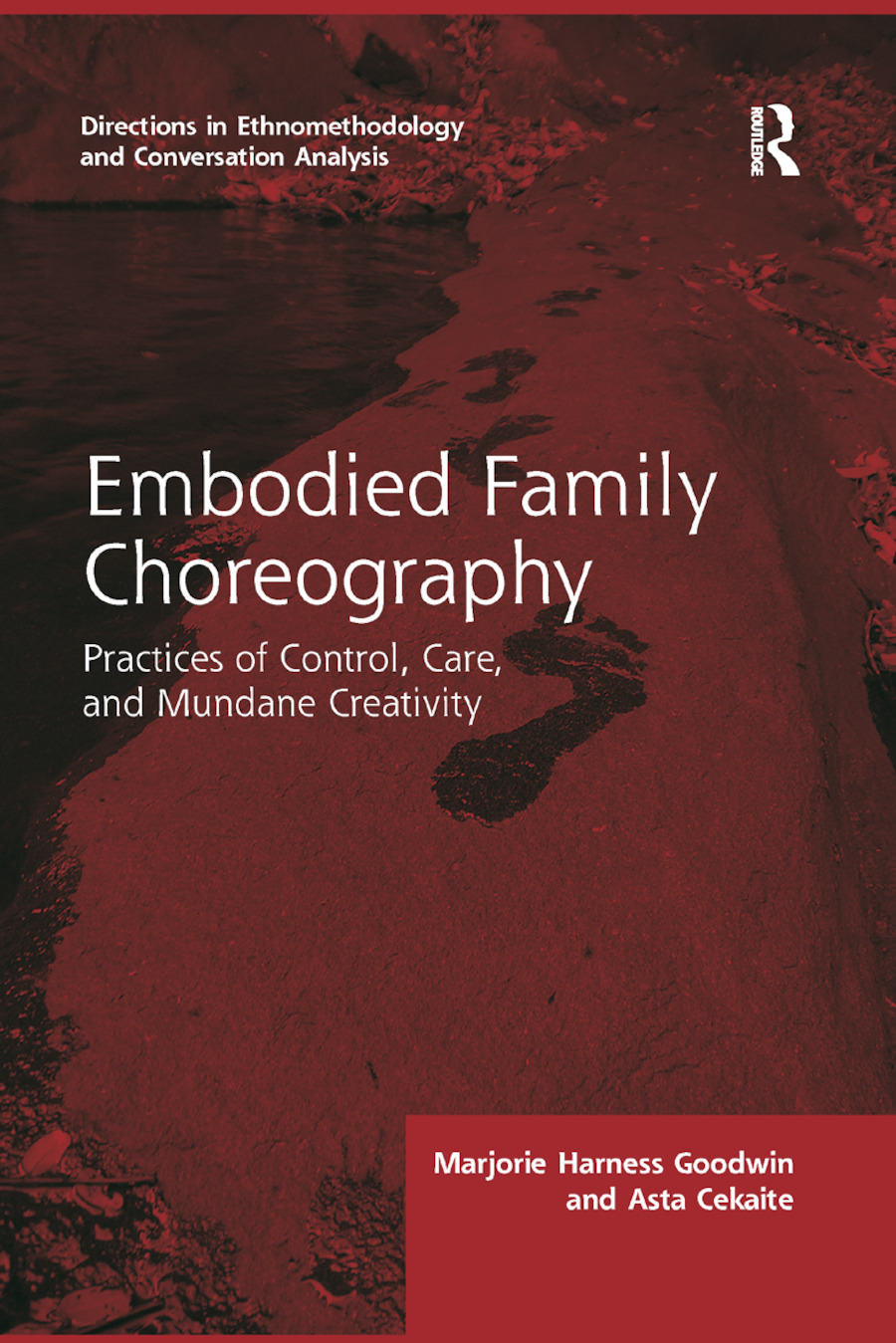 Embodied Family Choreography: Practices of Control, Care, and Mundane Creativity book cover