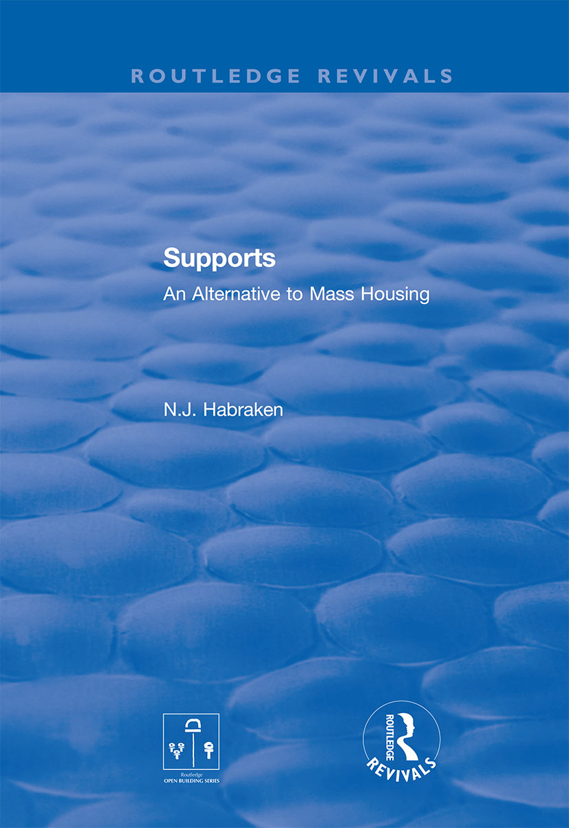 Supports: An Alternative to Mass Housing book cover