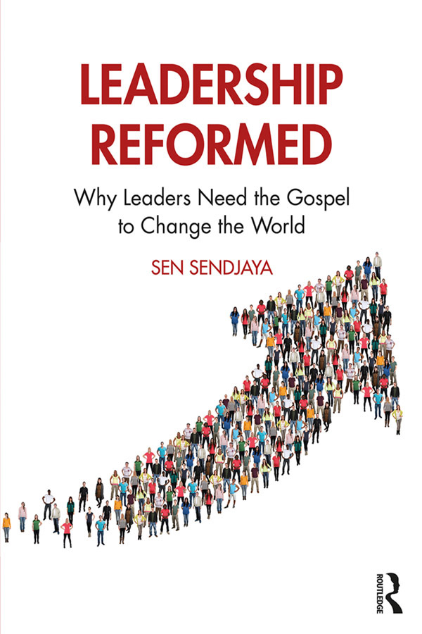 Leadership Reformed: Why Leaders Need the Gospel to Change the World book cover
