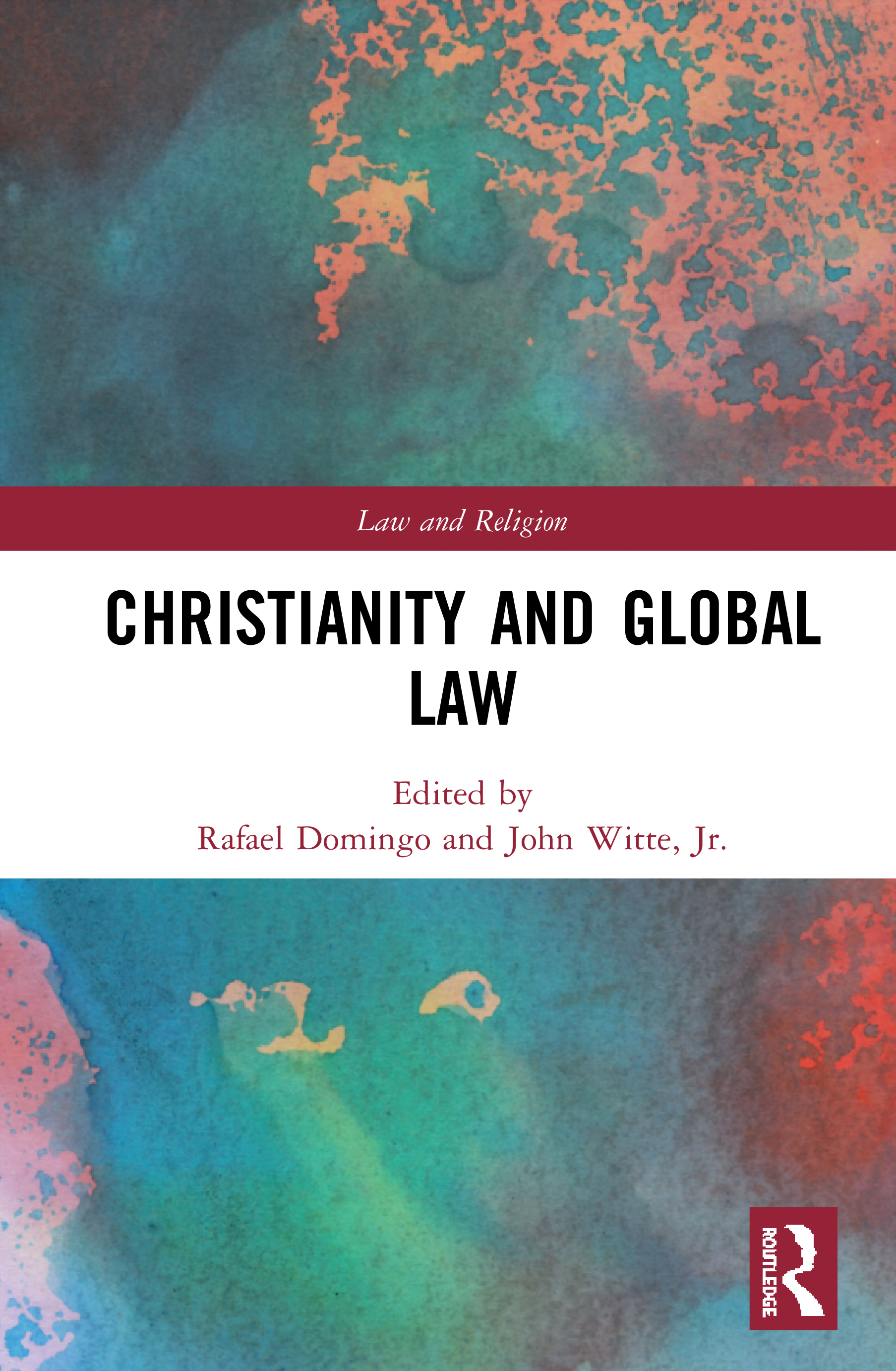 Christianity and Global Law book cover