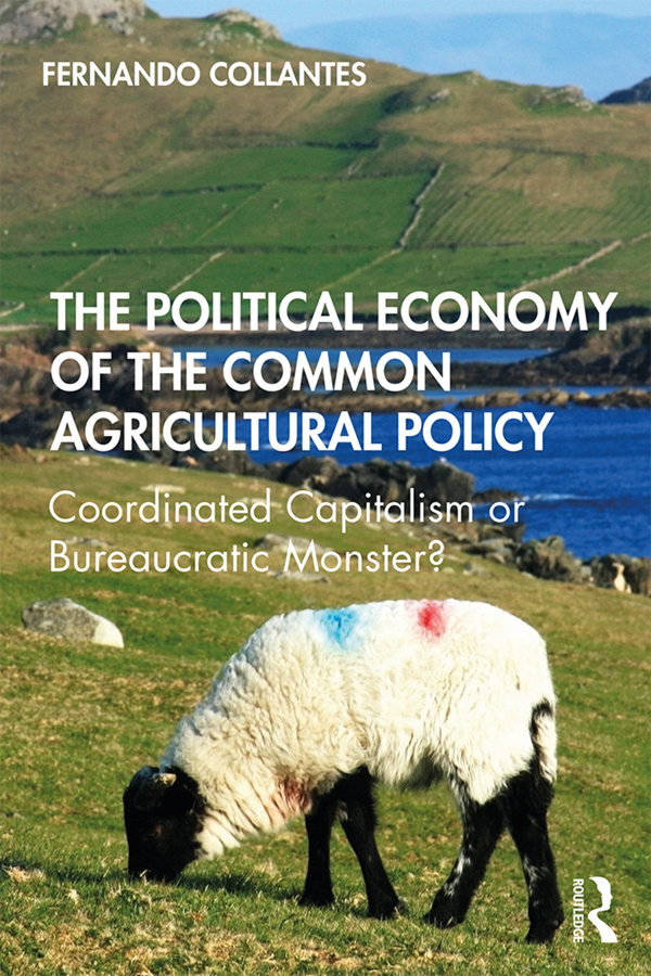 The Political Economy of the Common Agricultural Policy: Coordinated Capitalism or Bureaucratic Monster? book cover