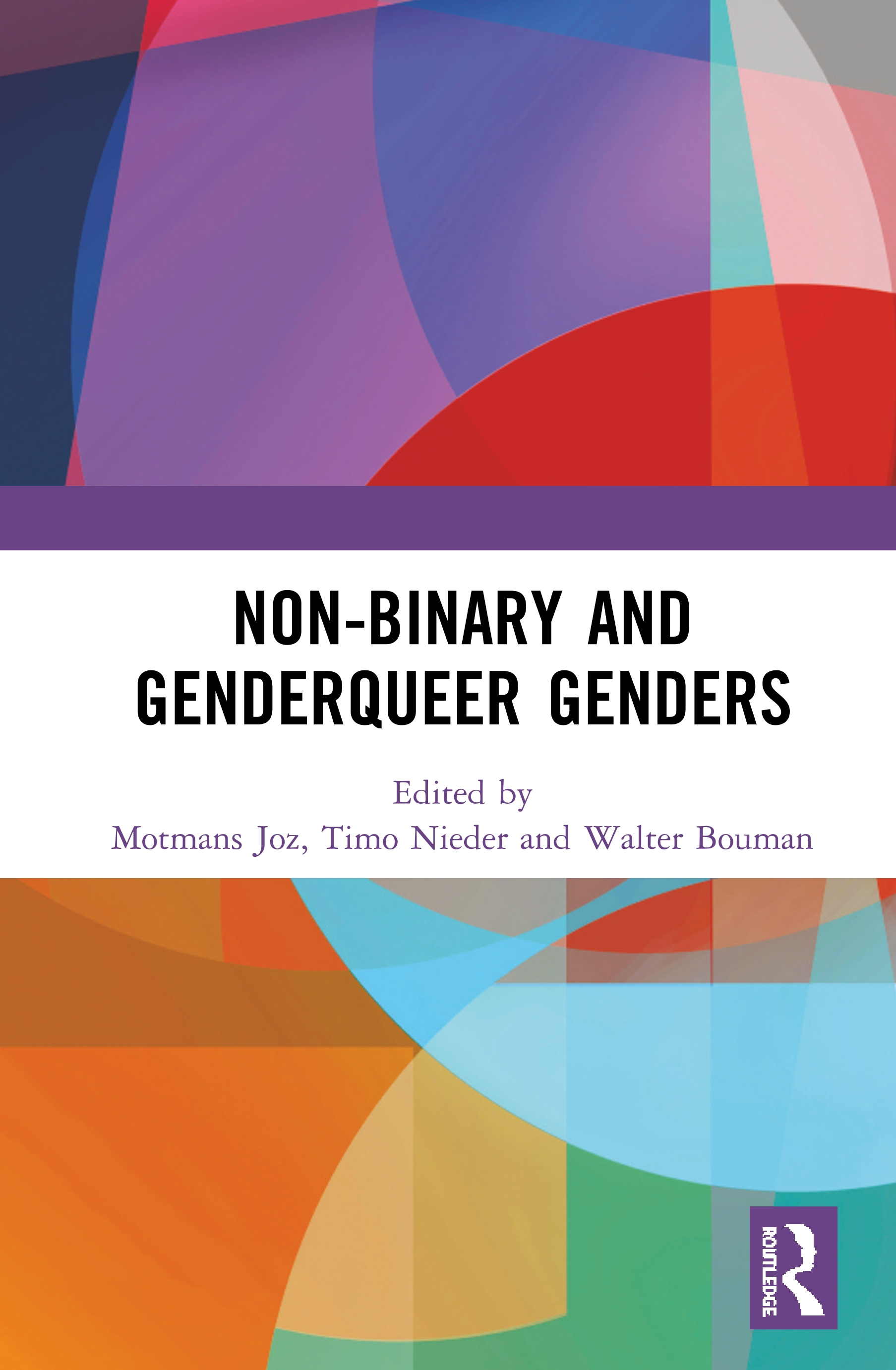 Non-binary and Genderqueer Genders book cover