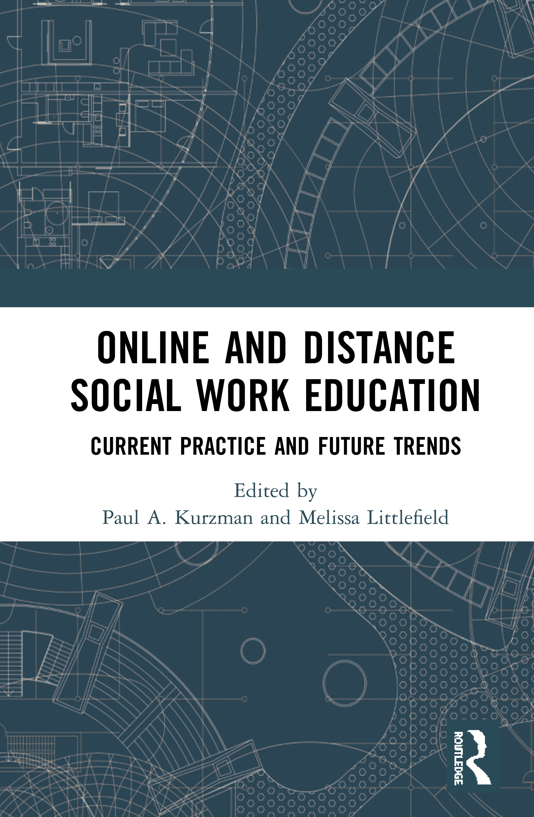 Online and Distance Social Work Education: Current Practice and Future Trends book cover