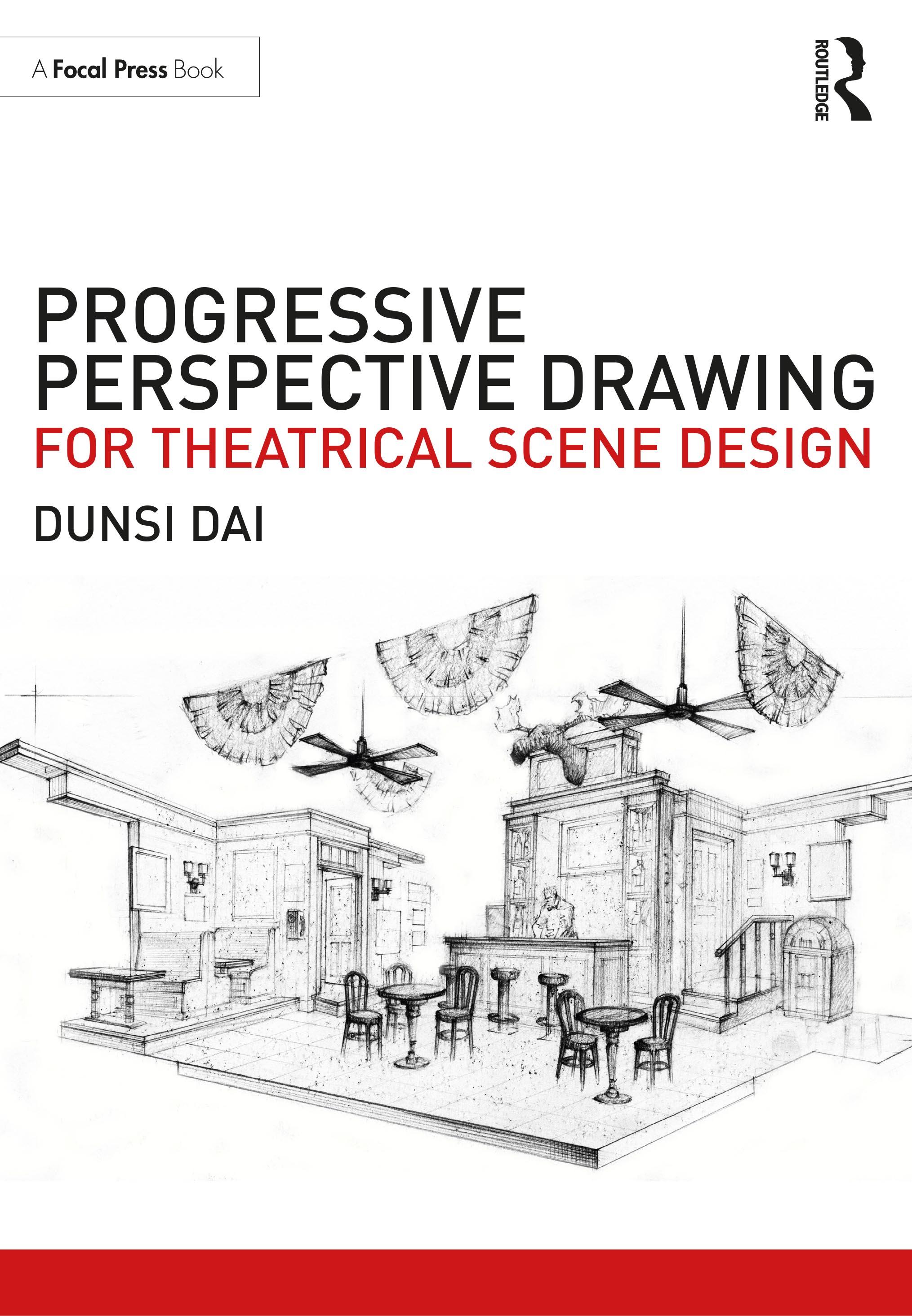 Perspective Drawing Method I: Grid Method