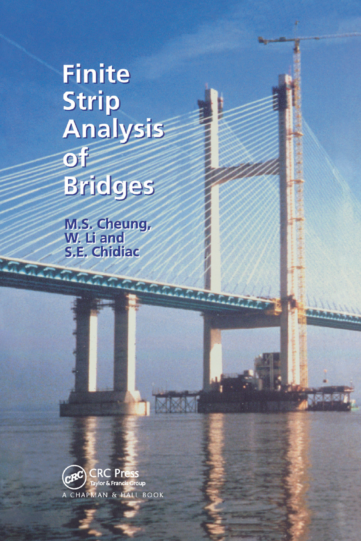 Finite Strip Analysis of Bridges