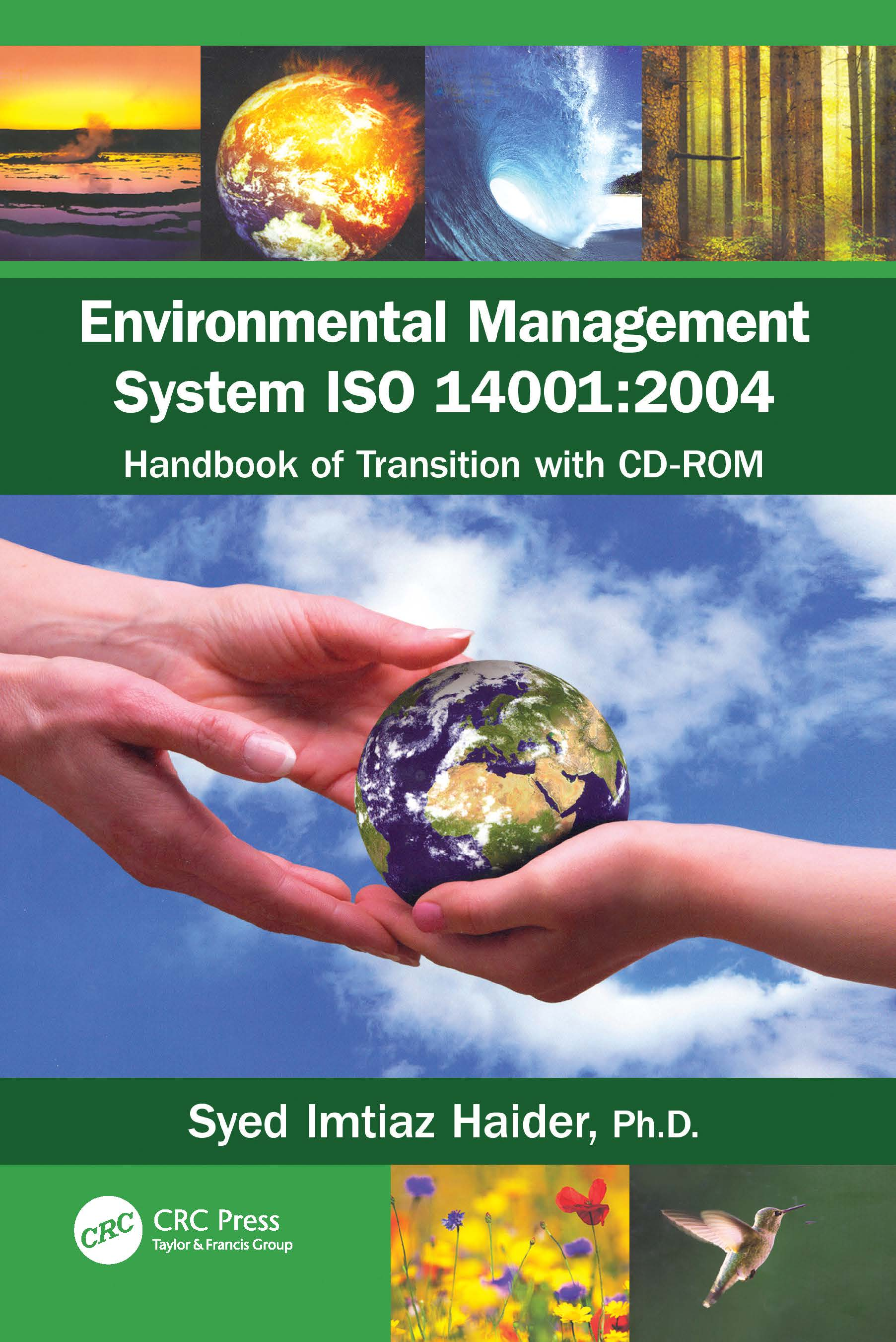 Environmental Management System ISO 14001: 2004: Handbook of Transition with CD-ROM book cover