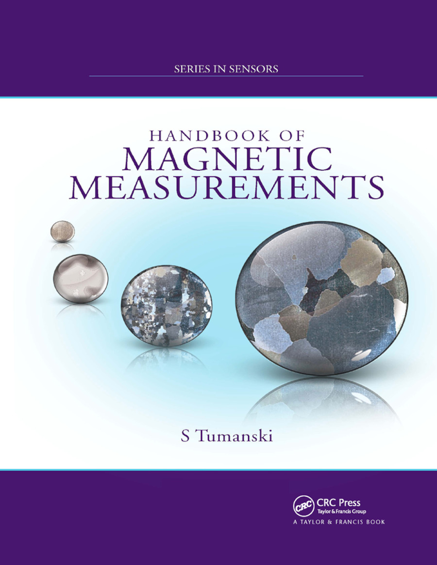 Handbook of Magnetic Measurements: 1st Edition (Paperback) book cover