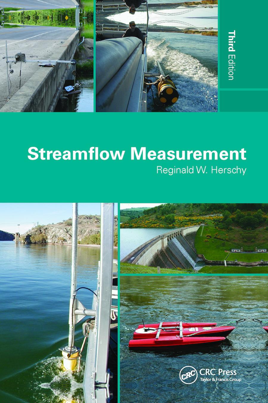 Streamflow Measurement book cover