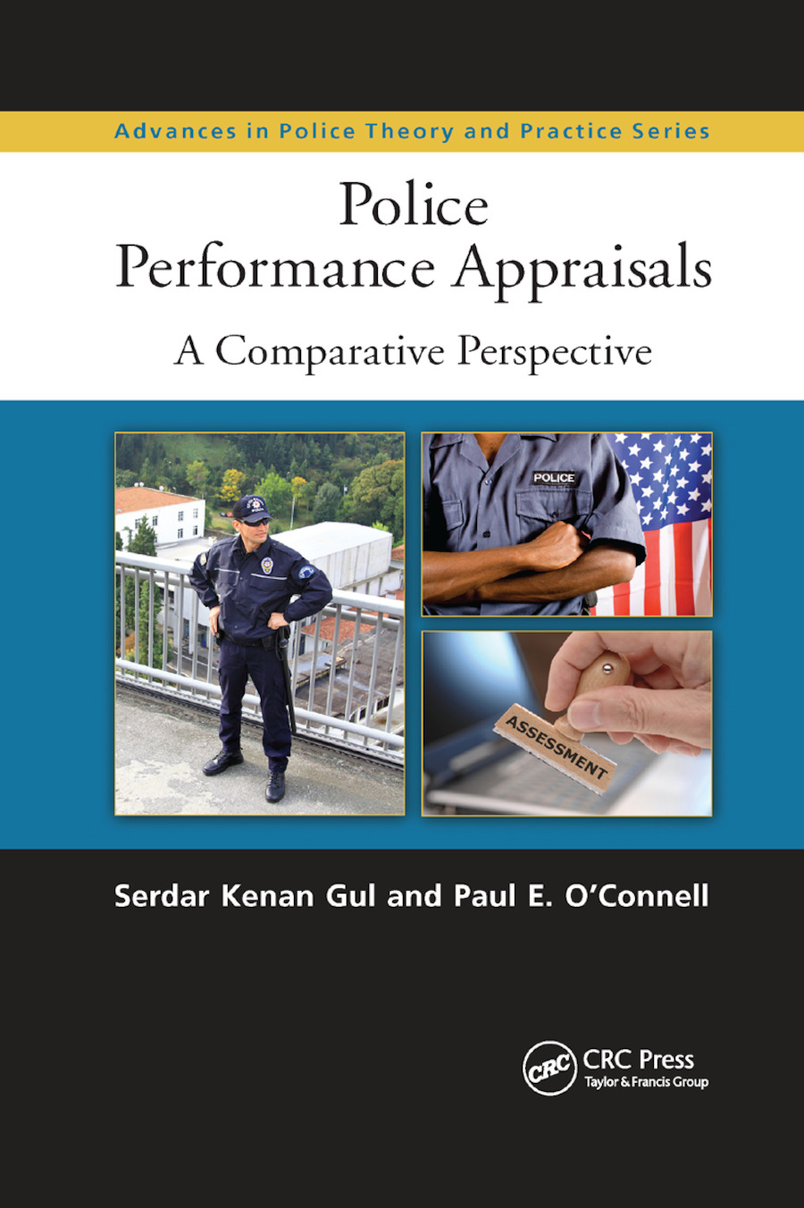 Police Performance Appraisals: A Comparative Perspective, 1st Edition (Paperback) book cover