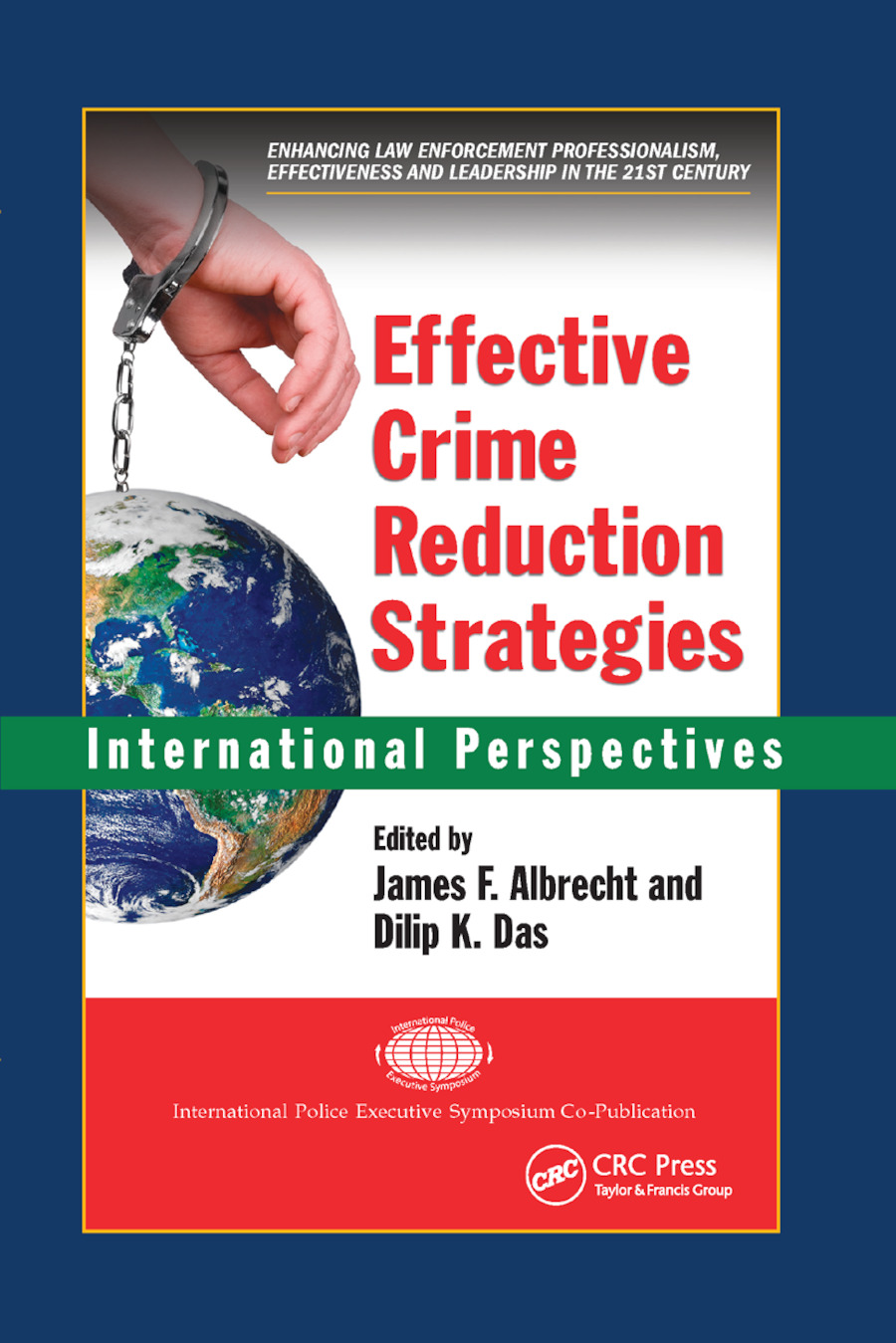 Effective Crime Reduction Strategies: International Perspectives book cover