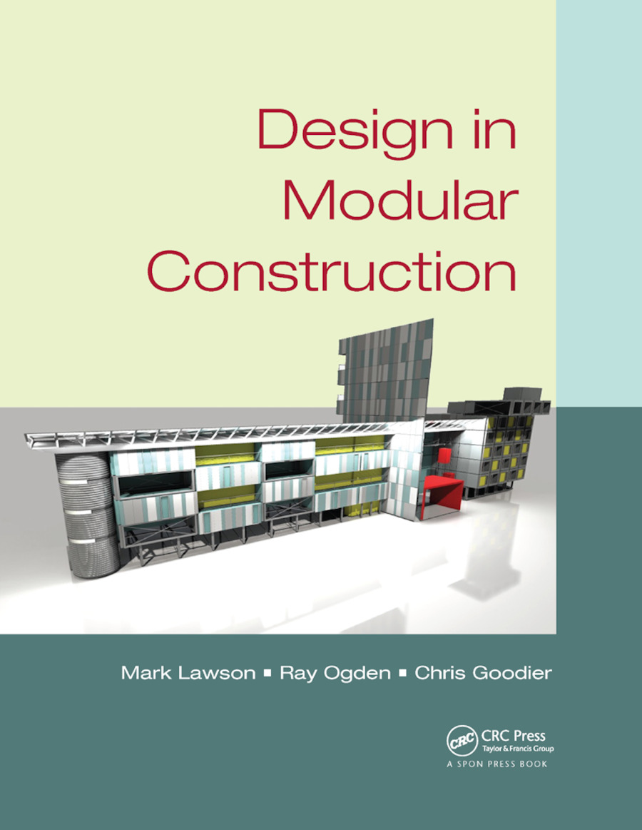 Design in Modular Construction book cover