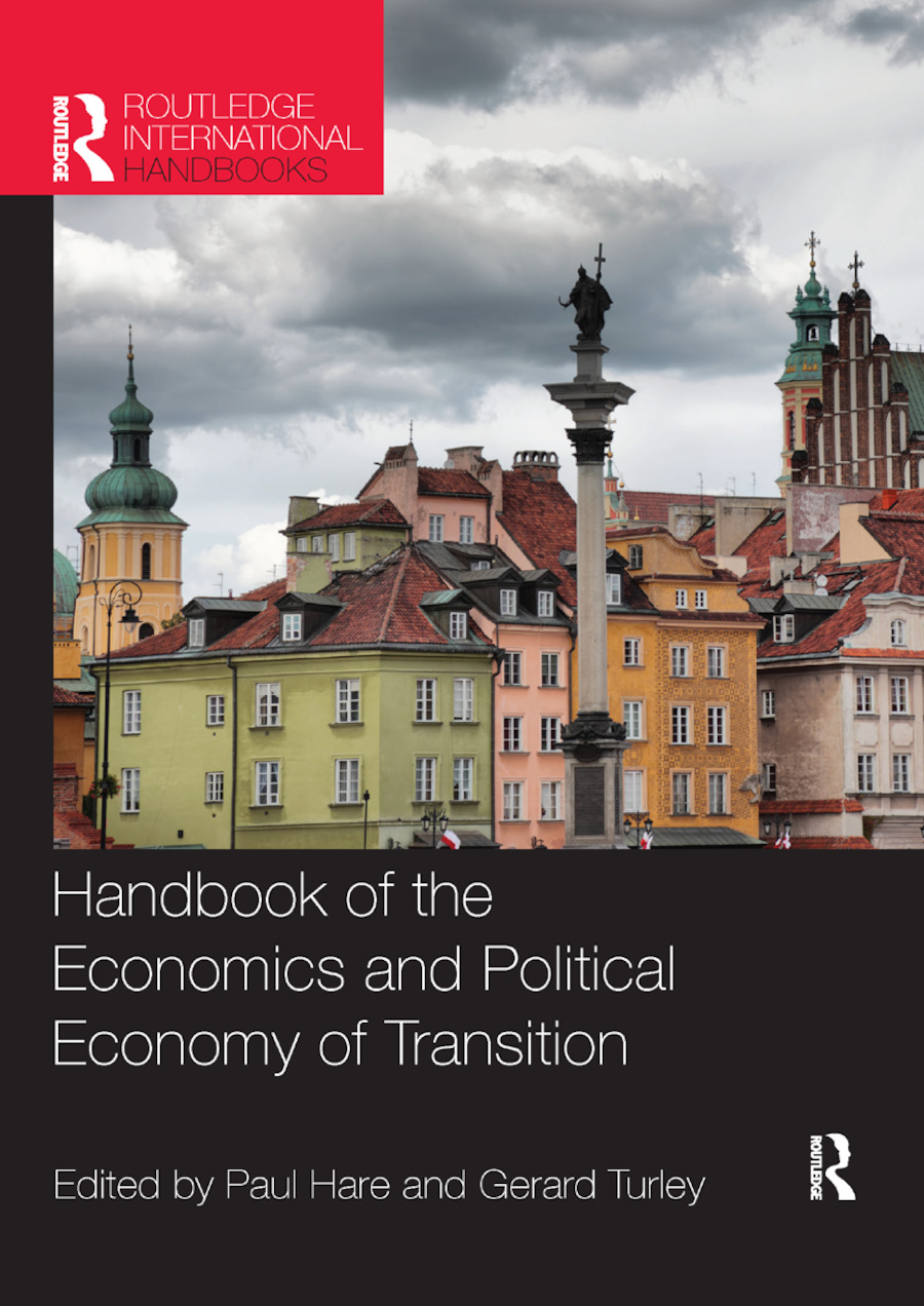 Handbook of the Economics and Political Economy of Transition book cover