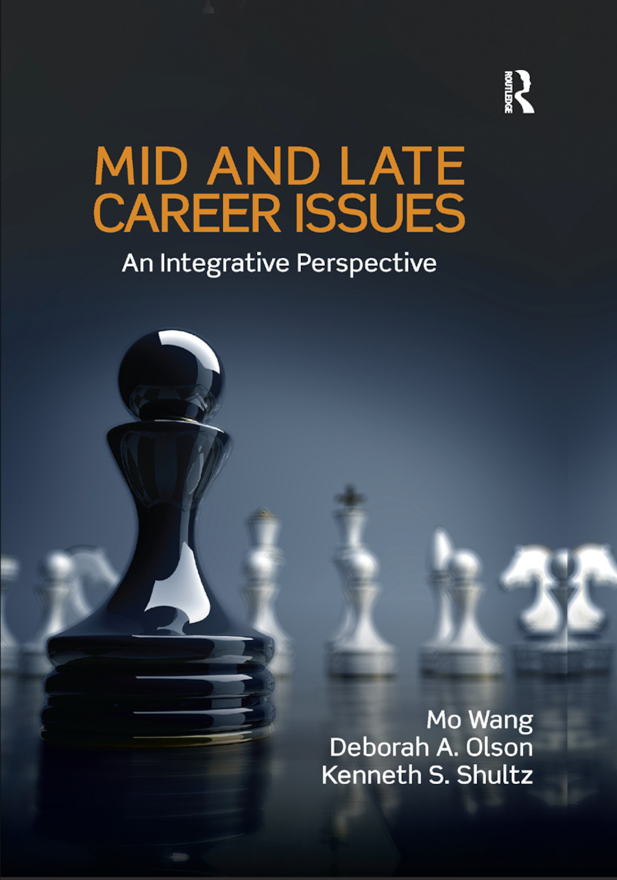 Mid and Late Career Issues: An Integrative Perspective, 1st Edition (Paperback) book cover