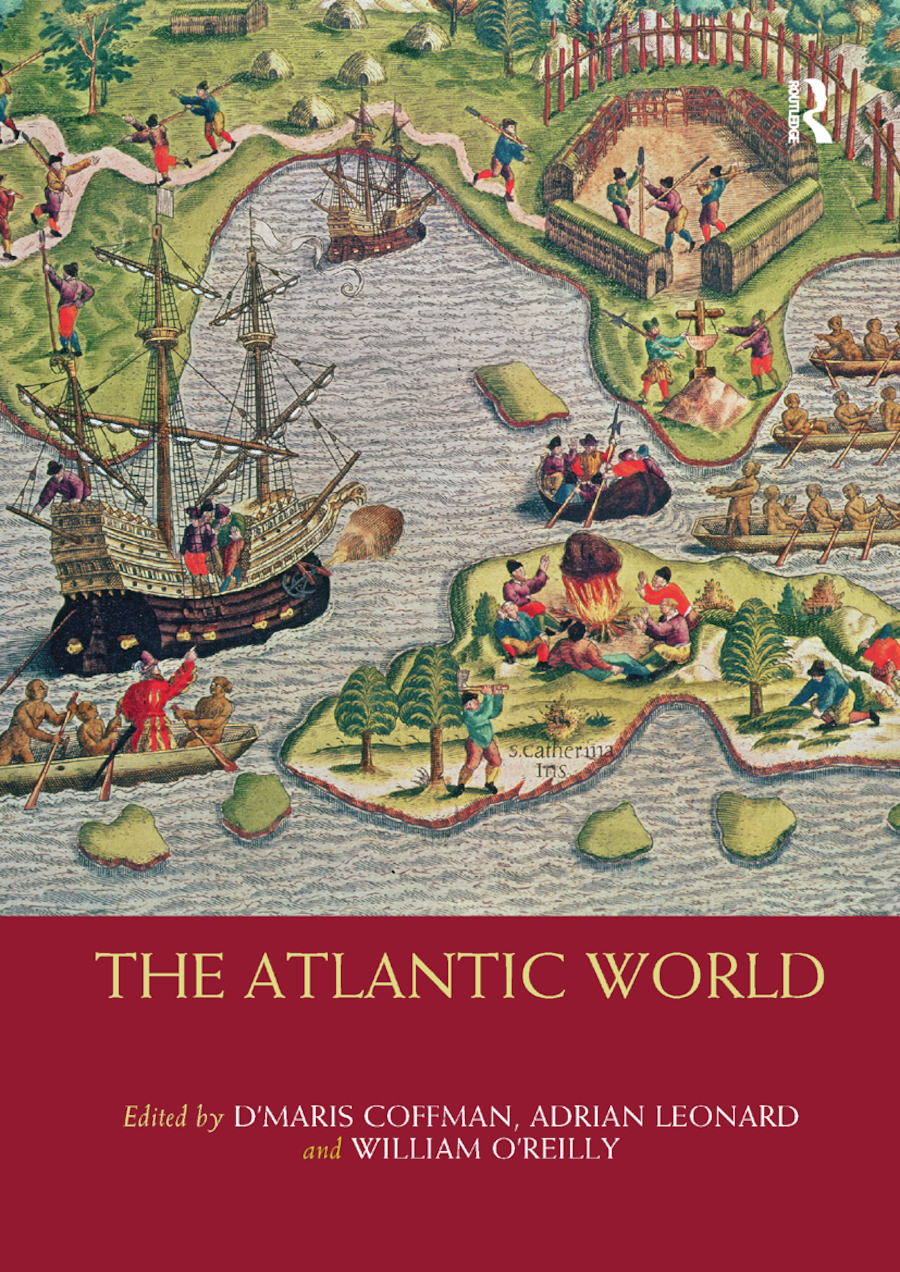 The Atlantic World book cover