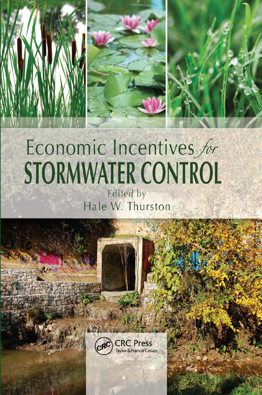 Economic Incentives for Stormwater Control: 1st Edition (Paperback) book cover