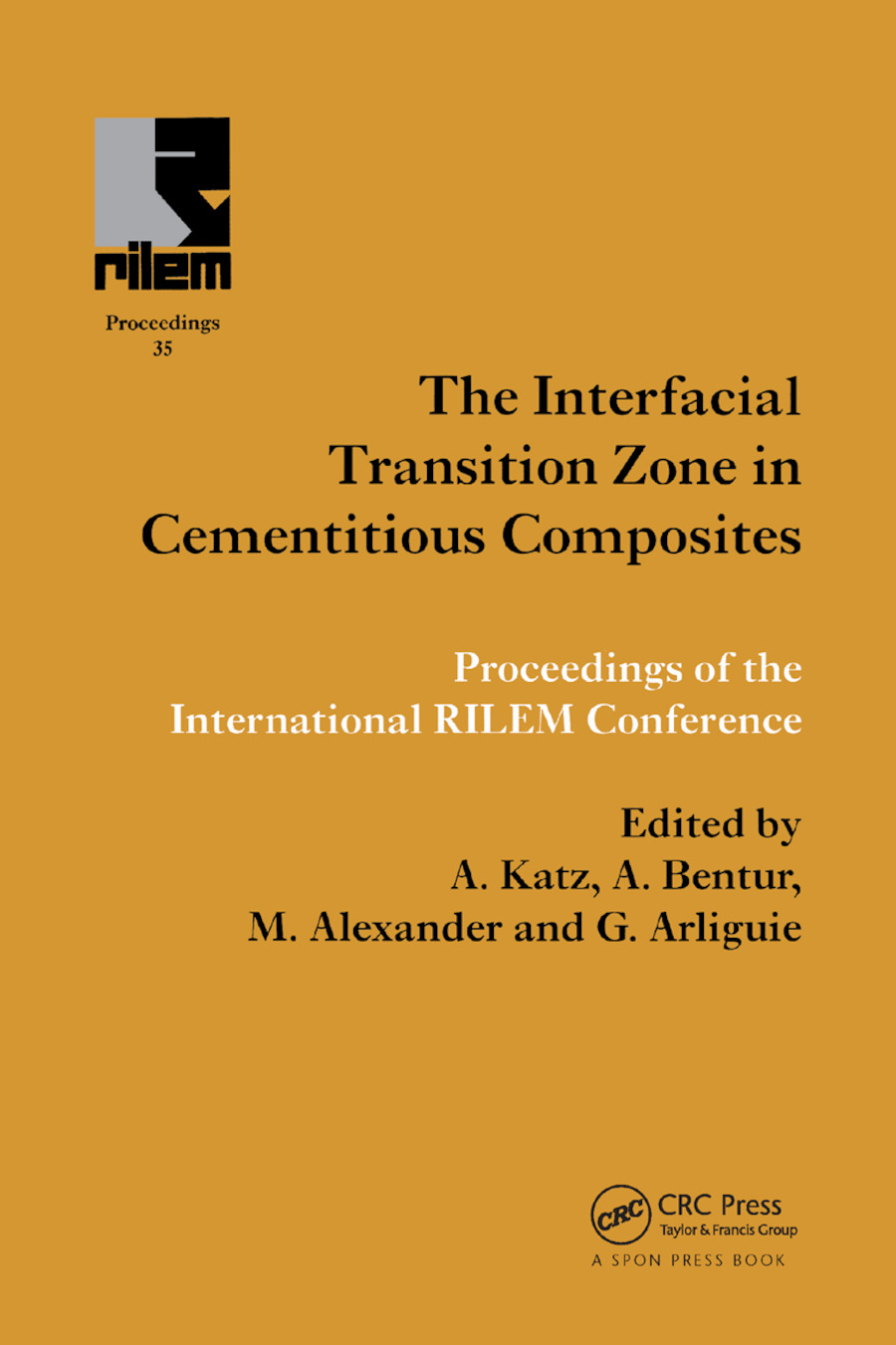 Interfacial Transition Zone in Cementitious Composites