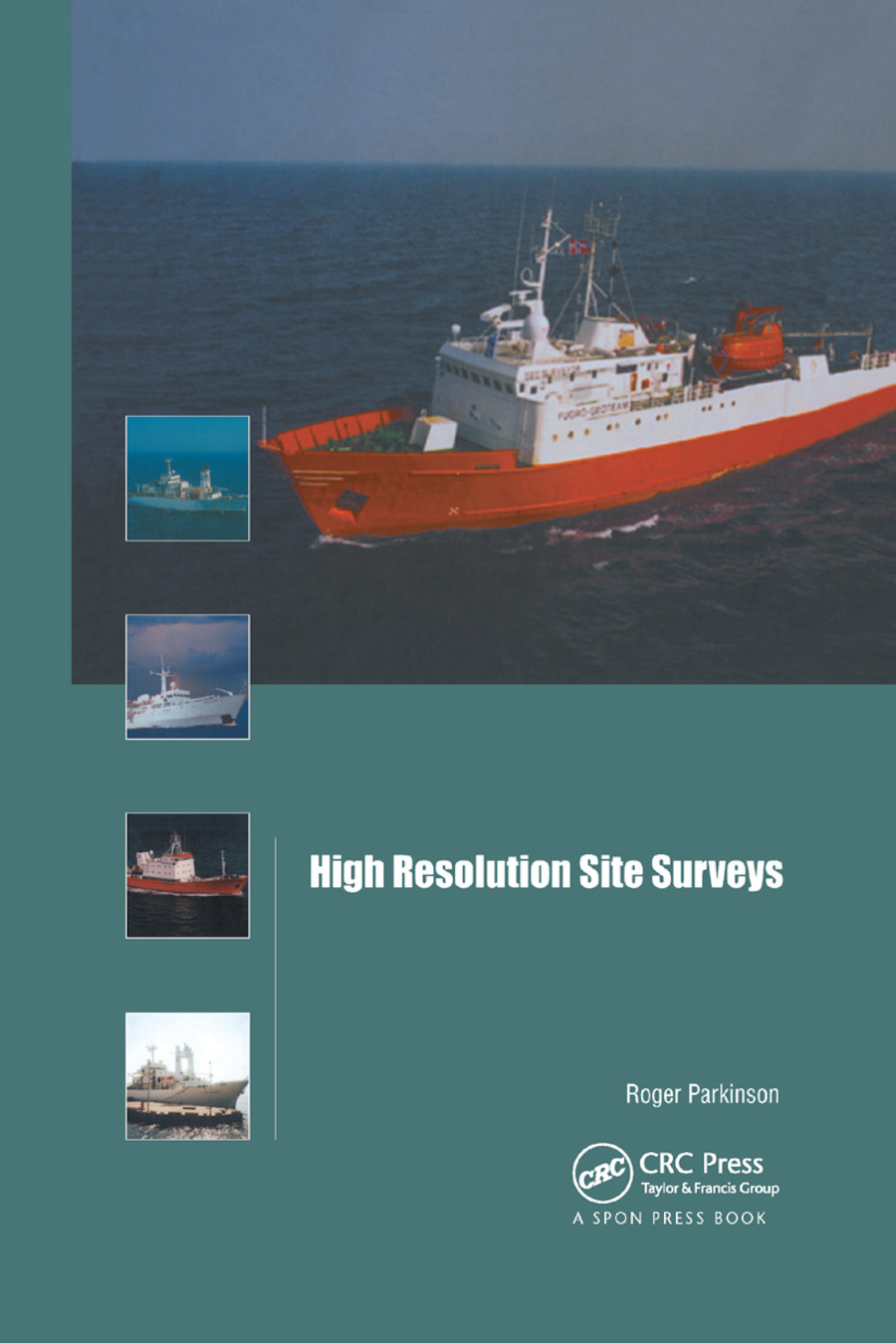 High Resolution Site Surveys book cover