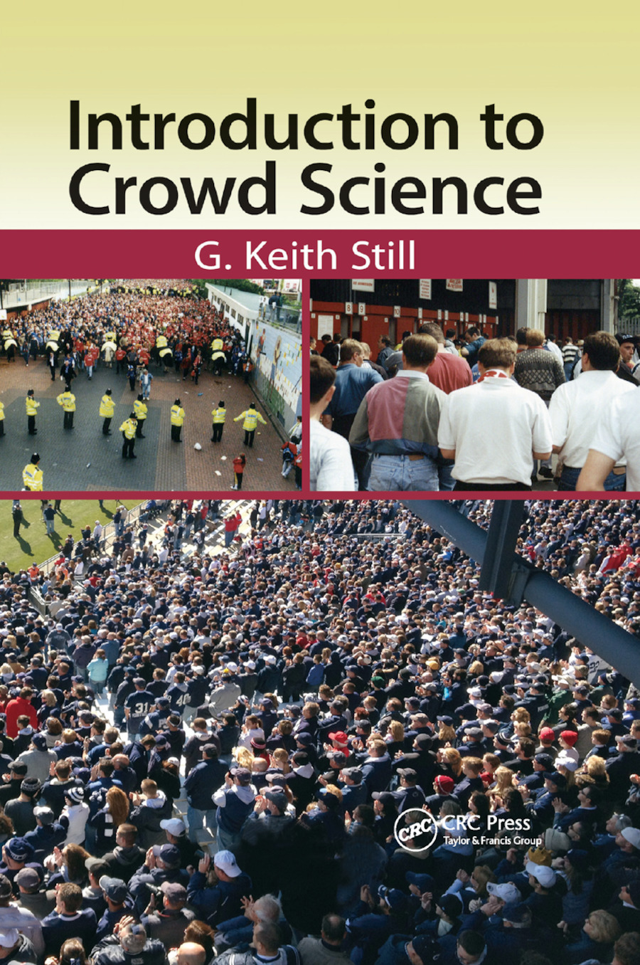 Introduction to Crowd Science book cover