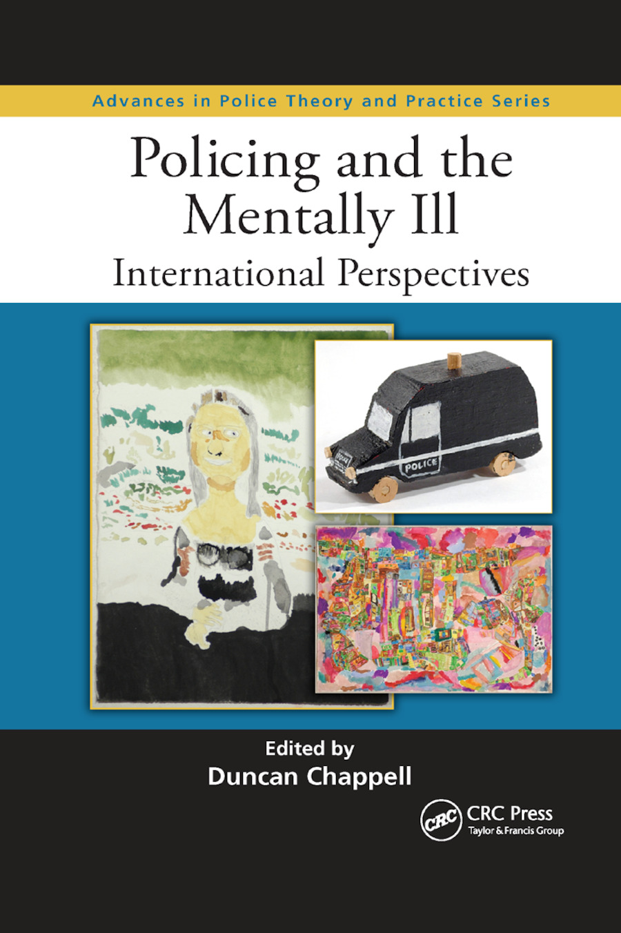Policing and the Mentally Ill: International Perspectives book cover