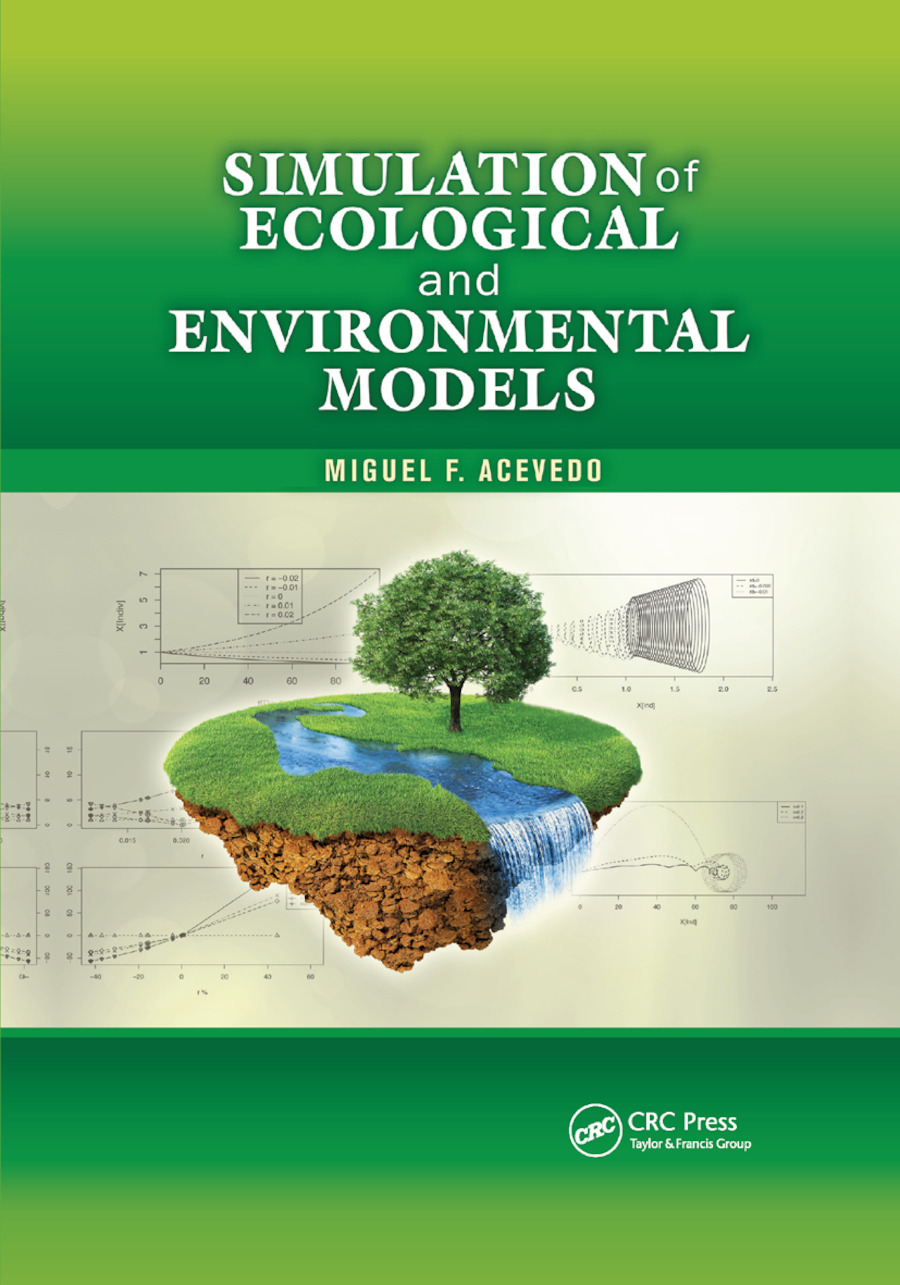 Simulation of Ecological and Environmental Models: 1st Edition (Paperback) book cover