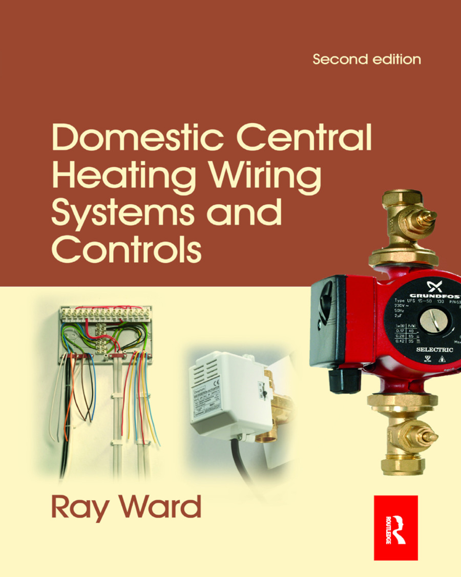Domestic Central Heating Wiring Systems and Controls book cover