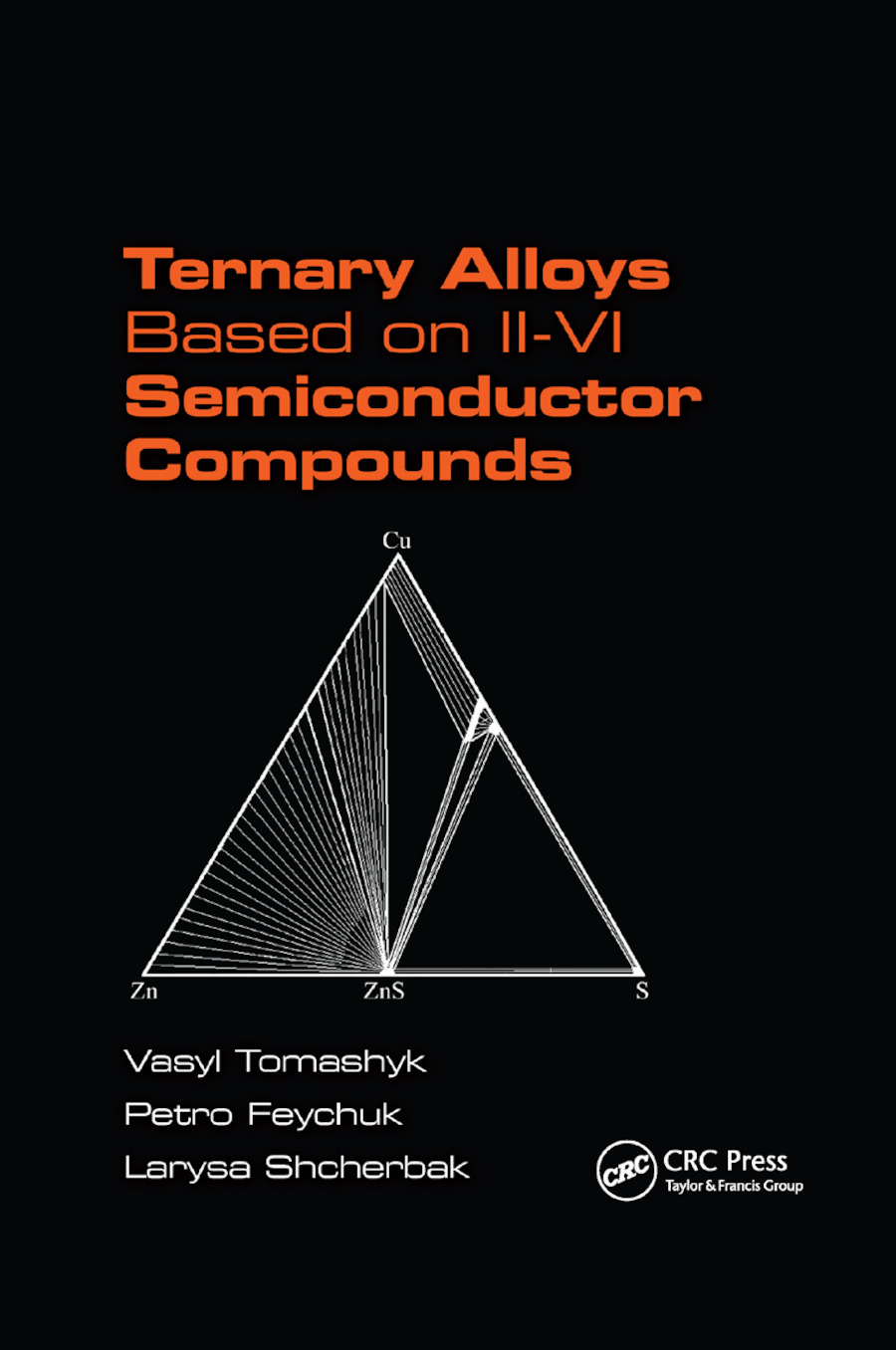 Ternary Alloys Based on II-VI Semiconductor Compounds: 1st Edition (Paperback) book cover