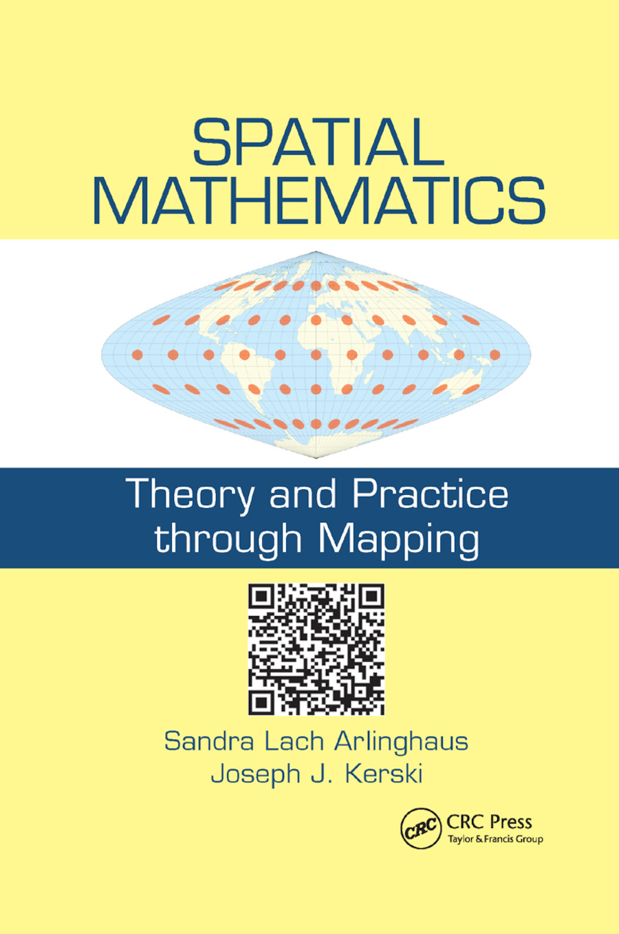 Spatial Mathematics: Theory and Practice through Mapping book cover