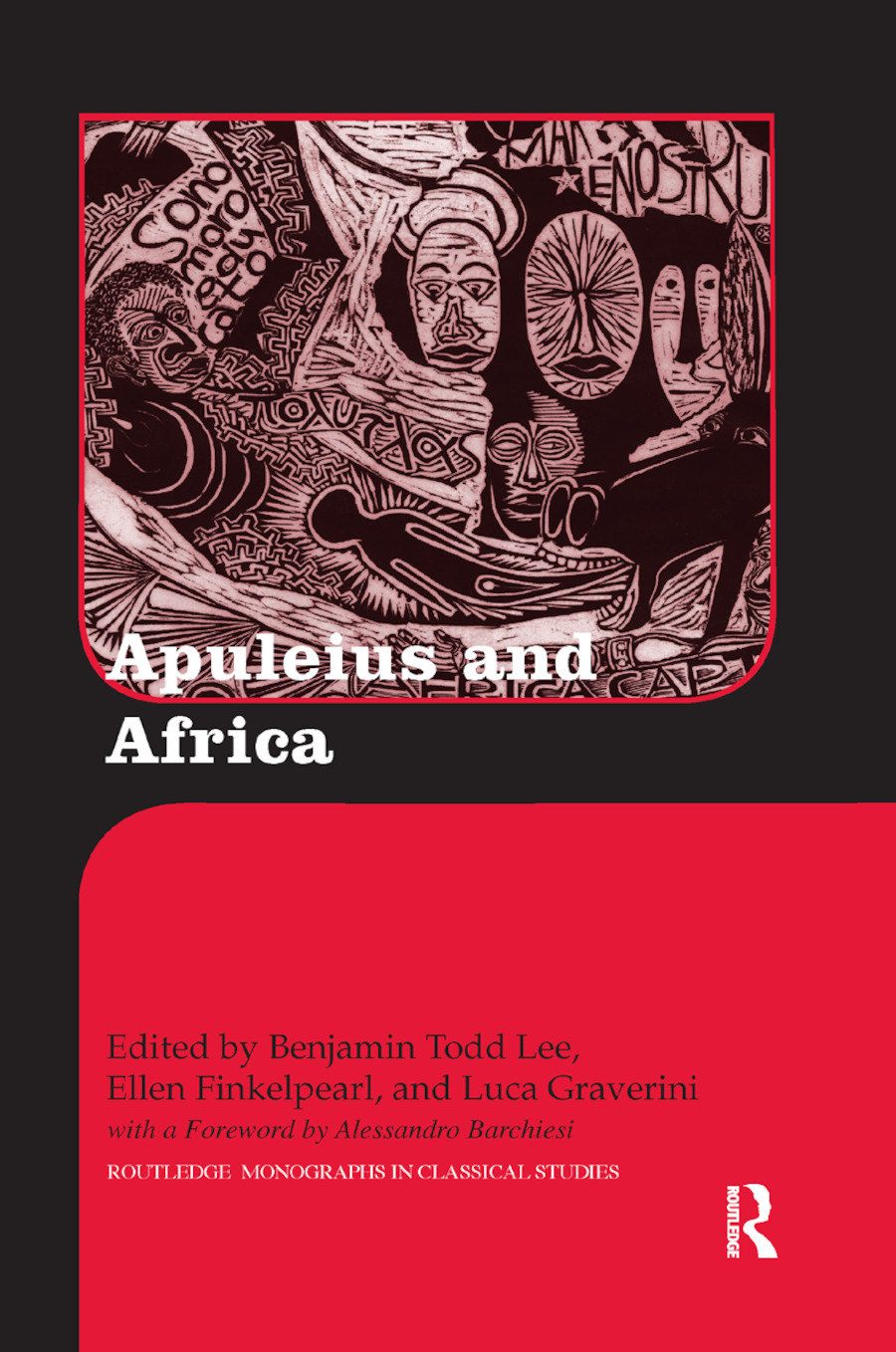 Apuleius and Africa: 1st Edition (Paperback) book cover