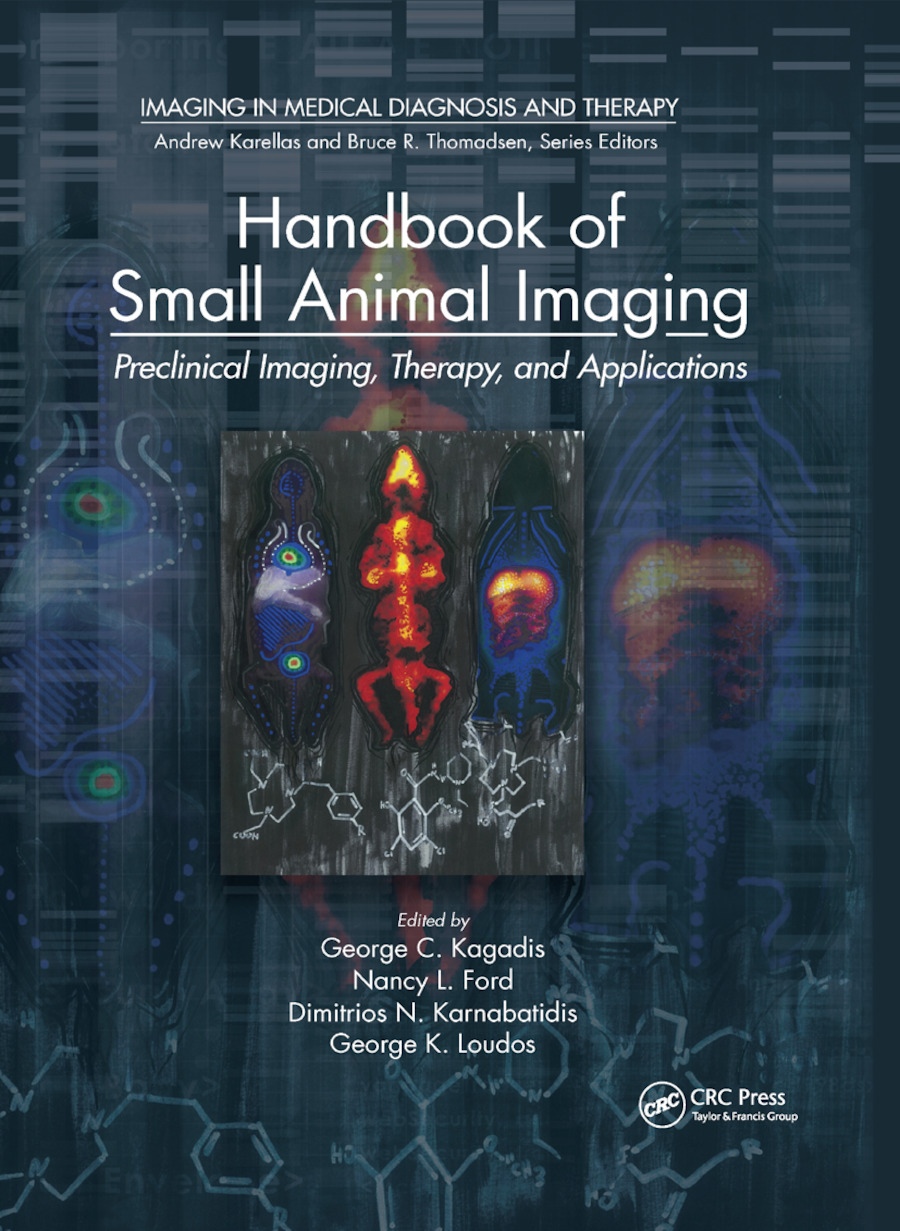 Handbook of Small Animal Imaging: Preclinical Imaging, Therapy, and Applications, 1st Edition (Paperback) book cover