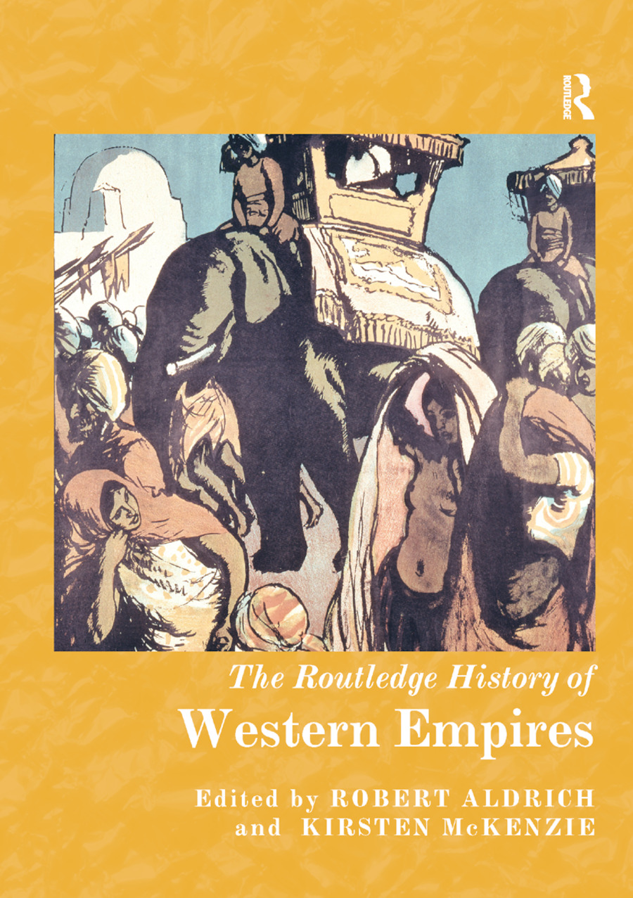 The Routledge History of Western Empires book cover