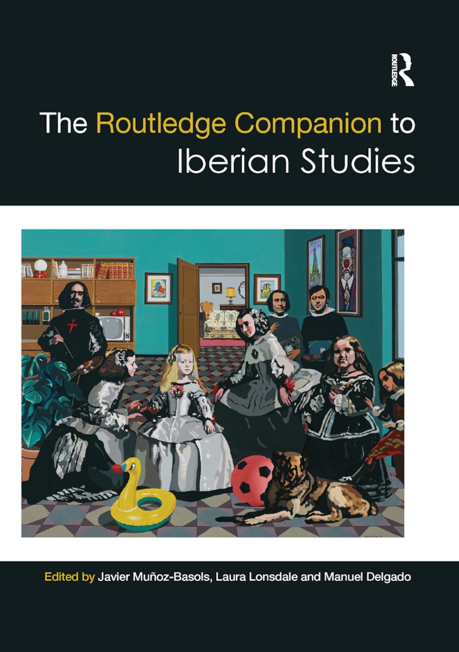 The Routledge Companion to Iberian Studies: 1st Edition (Paperback) book cover