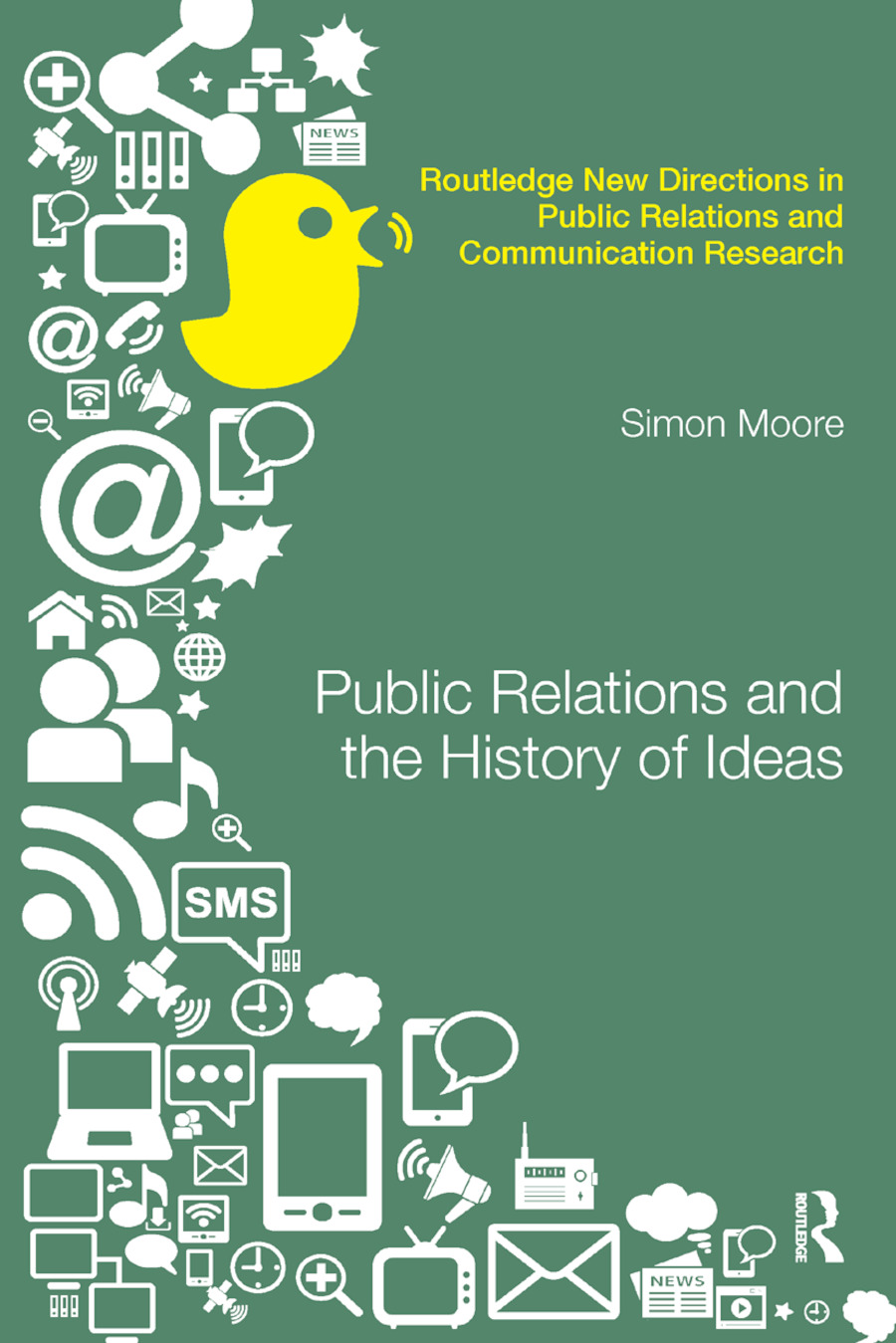 Public Relations and the History of Ideas: 1st Edition (Paperback) book cover