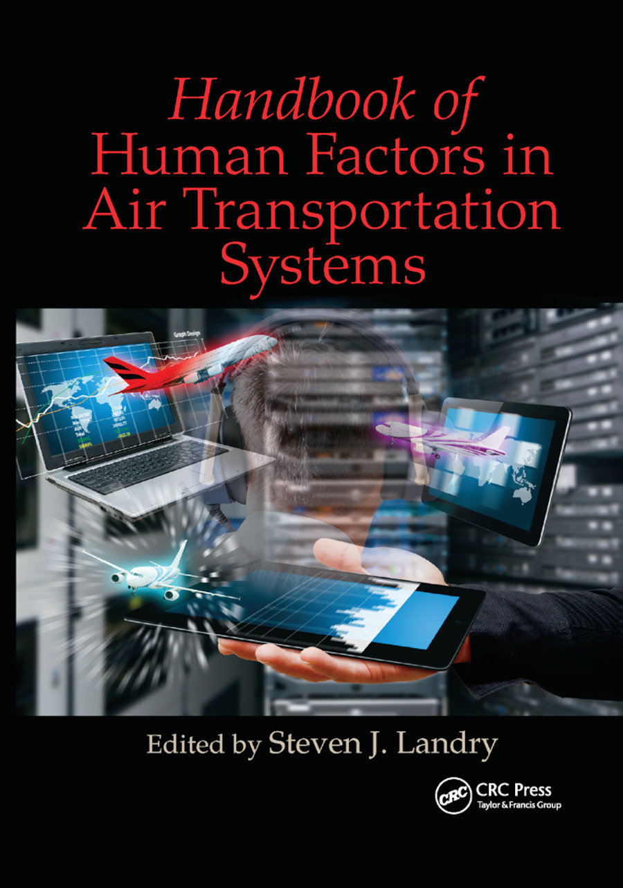 Handbook of Human Factors in Air Transportation Systems: 1st Edition (Paperback) book cover
