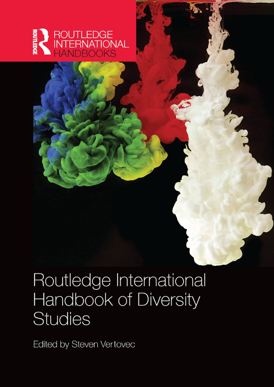 Routledge International Handbook of Diversity Studies: 1st Edition (Paperback) book cover