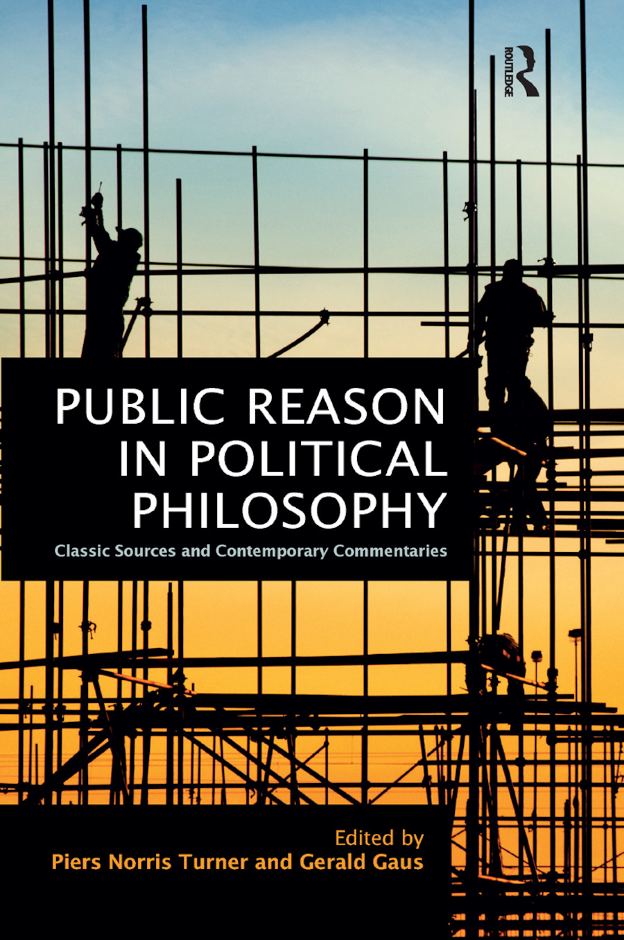 Public Reason in Political Philosophy