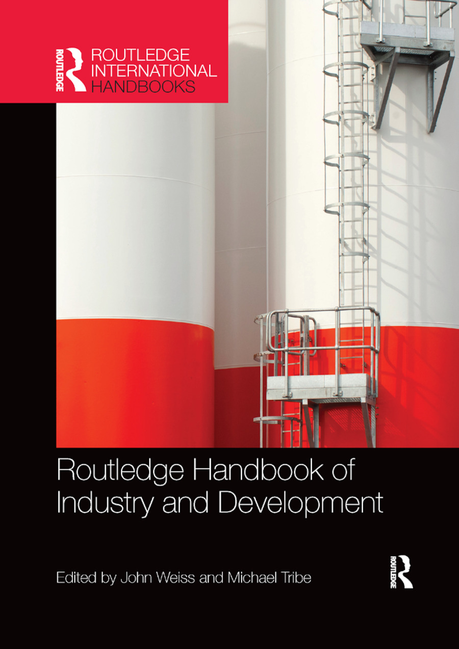 Routledge Handbook of Industry and Development book cover
