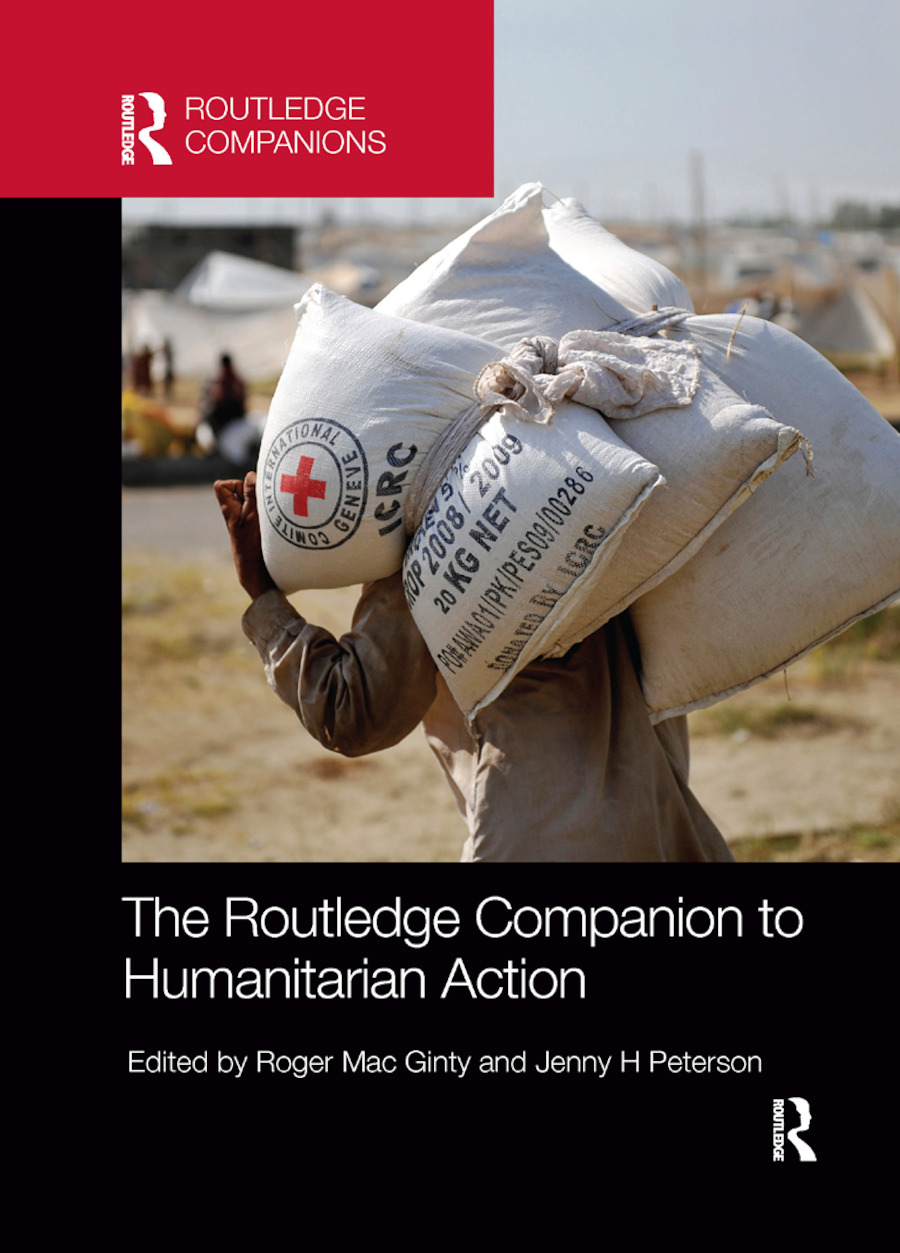 The Routledge Companion to Humanitarian Action book cover