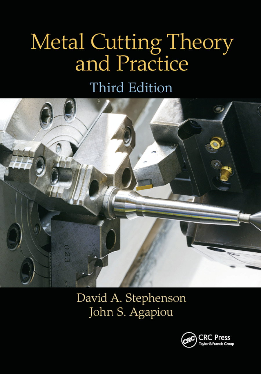 Metal Cutting Theory and Practice book cover